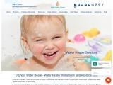 Cypress Water Heater ( Cypress Water Heater )
