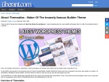 About Themeatlas – Maker Of The Insanely famous Builder Theme