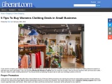 Womens Latest Clothing Styles – Ways To Start Clothing Business At Small Level!