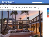 Factors To Consider When Deciding On The Size Of Your Office Space