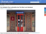 Our Adelaide City Locksmiths Use The Best Lock Hardware