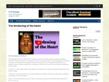 The Hardening of the Heart and the Pharaoh of Egypt