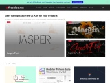 Daily Handpicked Free UI Kits for Your Project