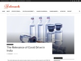 The Relevance of Covid Drive in India