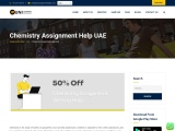 Online Chemistry Assignment help services from writers in UAE