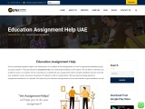 Online Education Assignment Help UAE