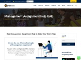 Management Assignment help services from professional writers in UAE