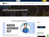 best online nursing assignment help UAE