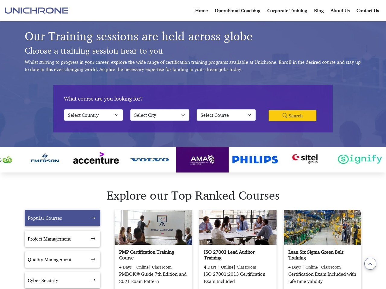 PMP Certification Training In Paris