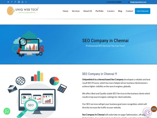 SEO company in Chennai – Professional SEO Services You Can Trust