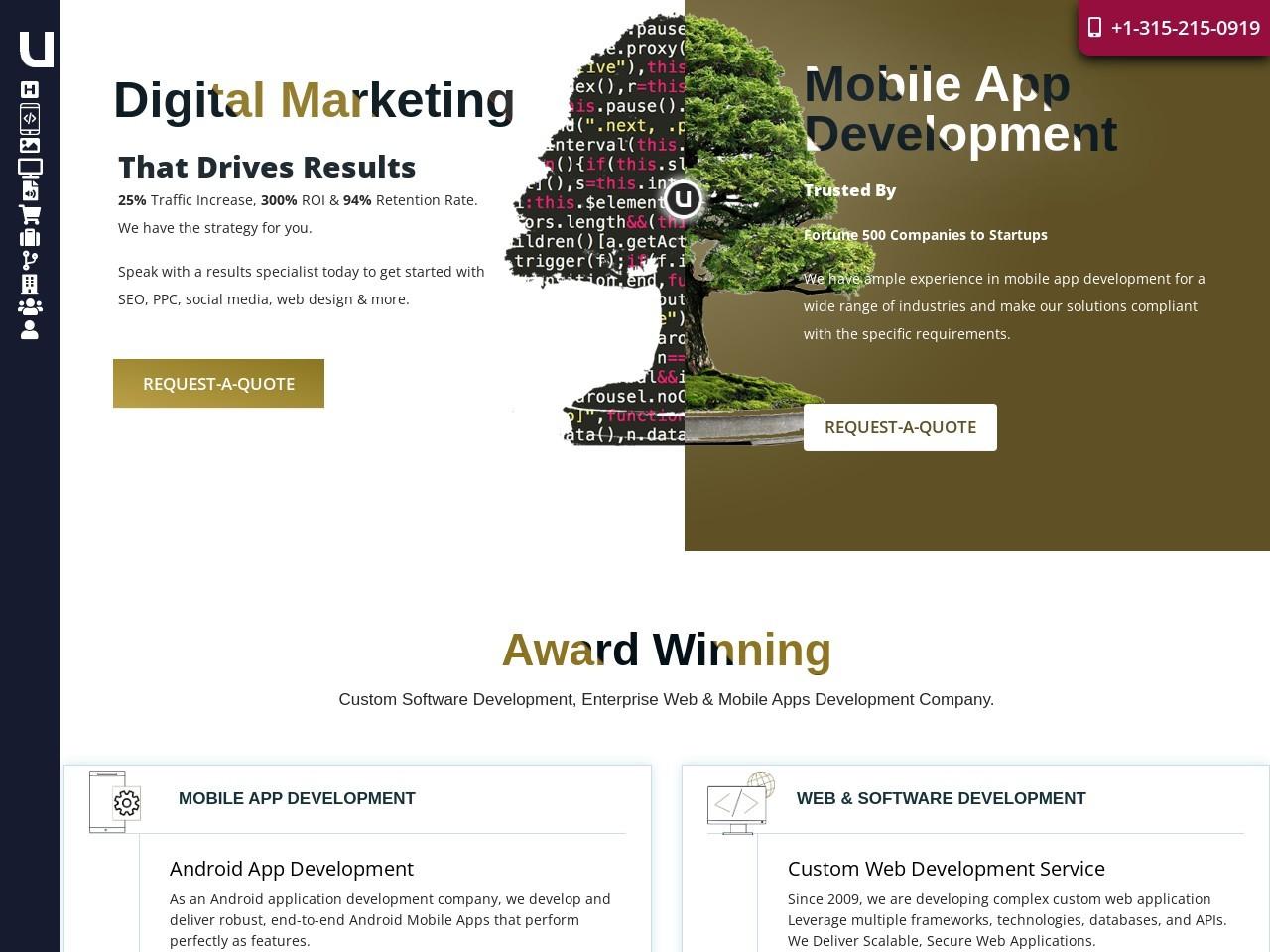 Top Website Development Service Company