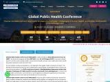 Public Health Webinar | Public Health Conference