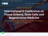Tissue Science Conference | Tissue Science Webinar