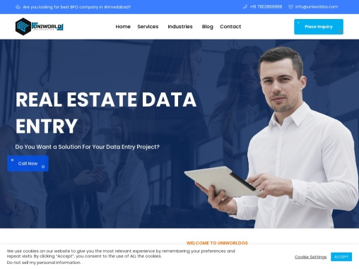 Excellent & Affordable Real Estate Data Entry Services