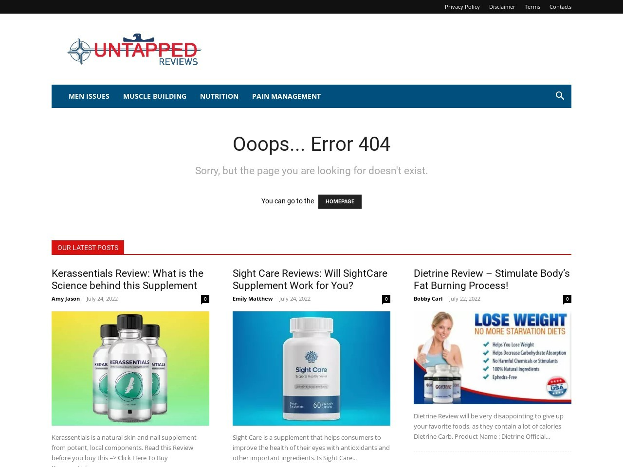 Pain Absolve-RX Review – All Natural Joint Pain Relief!!