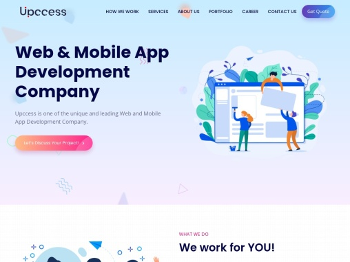 Best Web & Mobile App Development Company