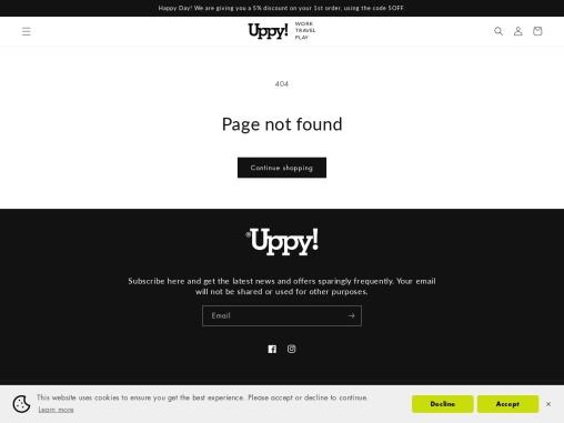 Flight Rehydration Products | Uppy!