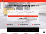 Highly Rated Carpet Cleaning Services | Urban Care