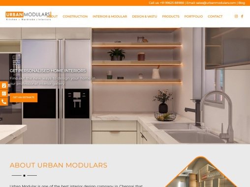 Best Interior Design Company in Chennai | Top Interior Design Companies