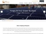 Best Solar Company in Haryana – Contact Urban Solarise