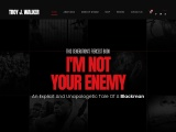 Im not your enemy | US-GCP TROY J. WALKER