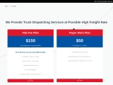 Features Of Good Truck Dispatching Services