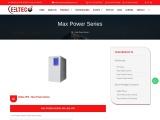Online UPS – Max Power Series   Ushapowertec