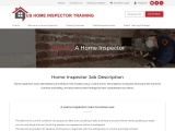 Become a Home Inspector – US Home Inspector Training