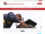 Exterior Inspection Course Part 2 – US Home Inspector Training