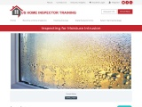 Inspecting for Moisture Intrusion – US Home Inspector Training