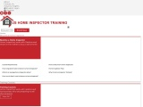 Login  – US Home Inspector Training