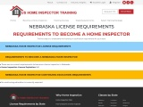 NEBRASKA LICENSE REQUIREMENTS – US Home Inspector Training