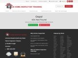 Register  – US Home Inspector Training