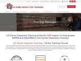 Select Training Package – US Home Inspector Training