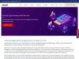 Android apps development company in Texas