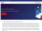 AR App Development Company In USA