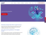 Deep learning development companies in USA