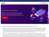 Cross platform application development in Texas