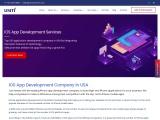 IOS App Development Company In USA