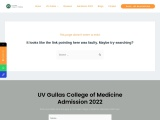 UV  Gullas College Of Medicine Mbbs Fee Structure