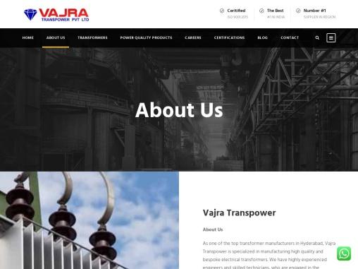 Electrical power transformer trader in Hyderabad   High voltage transformer manufacturer
