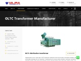 Best OLTC Distribution Transformer Manufacturer in Hyderabad   315 KVA OLTC transformer manufacturer