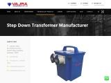 Best step down transformer manufacturer in Hyderabad