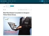 Real Estate Consultant in Gurgaon