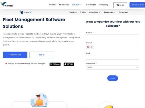Fleet Management Software | Fleet Management Solutions | Fleet Management system