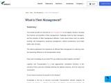 Fleet Management Software | fleet management system