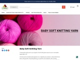 BABY SOFT KNITTING YARN | VARDHMAN.COM