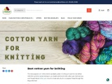 Best Cotton Yarn For Knitting | Vardhmanknitworld.Com