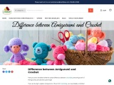 DIFFERENCE BETWEEN AMIGURUMI AND CROCHET