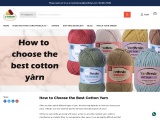 How to Choose the Best Cotton Yarn | vardhmanknitworld.com